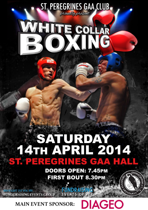 boxing poster sample
